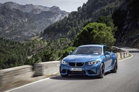 Así es el nuevo BMW M2 Coupé: criado en circuito para crecerse en la pista