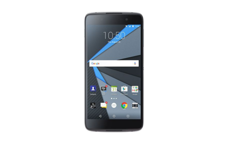 Finalmente BlackBerry presenta su nuevo smartphone, así es el DTEK50