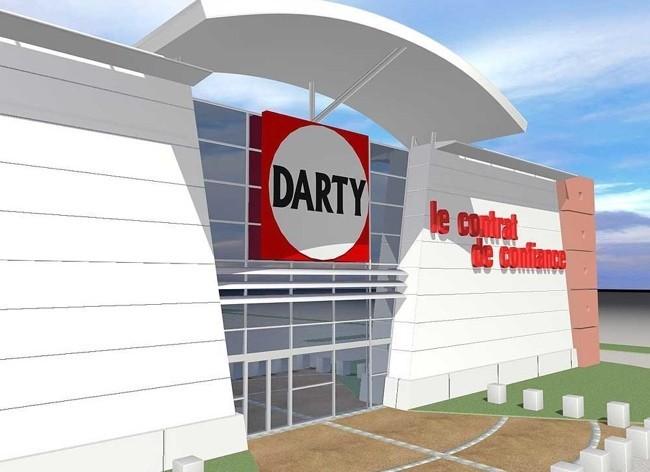 Darty cierra en España