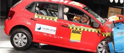Tata Nano, Ford Figo (Ikon), VW Polo, i10 y Maruti Alto reprueban crash test en India