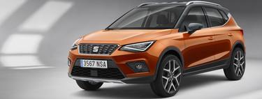 ¡Por fin! Todos los detalles del SEAT Arona, un SUV compacto hermano pequeño del Ateca