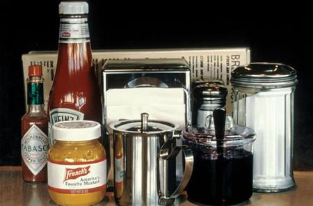 Hiperrealismo gastronómico. Ralph Goings