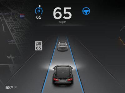 """Los 5 """"huevos de Pascua"""" del Tesla Model S que quizá no conocías"""