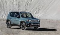 ¡Filtrado! Nuevo Renegade, el más pequeño de la familia Jeep