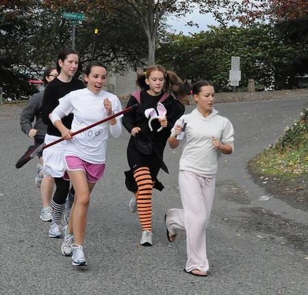 Adolescentes Halloween