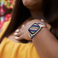 Apple lanza la edición 2021 de sus correas LGBT para el Apple Watch
