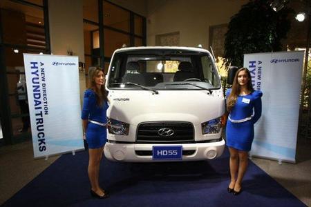 Hyundai HD55 Presentacion