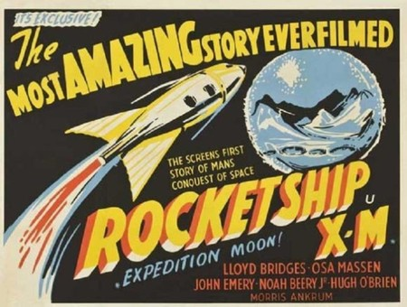 Ciencia-ficción: 'Cohete K-1' de Kurt Neumann