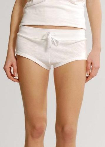 Mango, colección de ropa íntima Primavera-Verano 2010, shorts