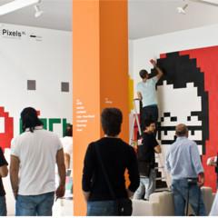 Foto 6 de 7 de la galería feria-habitat-valencia-2010-haz-de-tu-pared-un-cuadro-con-pixels-xl en Decoesfera