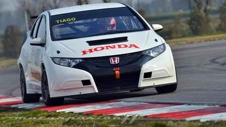 Los secretos del Honda Civic WTCC de J.A.S Motorsport y Honda Racing