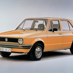 Foto 6 de 15 de la galería volkswagen-golf-mk1-1974 en Motorpasión