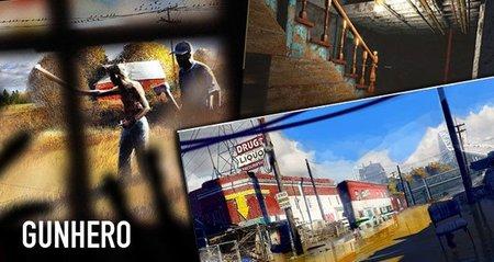 'Gunhero', un juego de zombies cancelado en 2008 y que tenía muy buena pinta