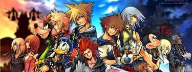Todos los juegos de la saga Kingdom Hearts ordenados de peor a mejor