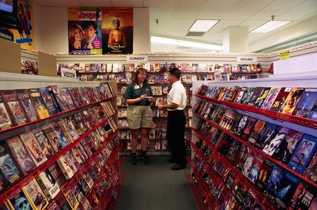Brody Video Store As Film School