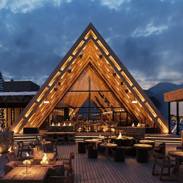Esta temporada de invierno abre sus puertas el nuevo L'Abarset, el templo del après-ski de los Pirineos