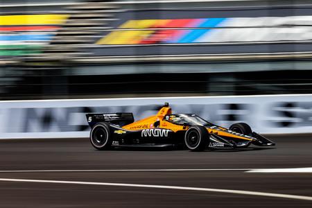 Mclaren Indycar 2020