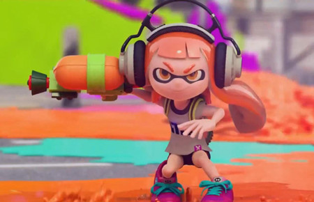 Splatoon nos muestra su comercial para TV japonés y un video introductorio