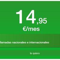 Amena no da tregua y mejora su tarifa de 14,95 euros al mes, que ahora incluye 6 GB