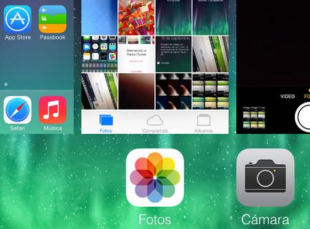 Multitarea iOS 7