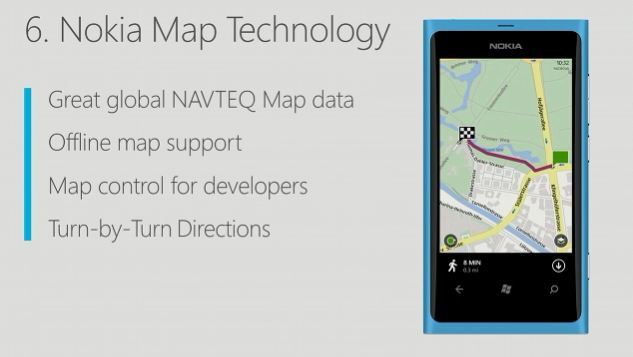 Nokia Map