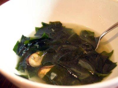 Los coreanos celebran el cumpleaños con sopa de algas