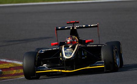 Matias Laine y Daniel Abt triunfan en la GP3 en Bélgica, cuatro candidatos al título para Monza