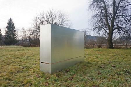 Travelbox Olot: con la casa en una caja, porque uno puede ser nómada pero con muebles