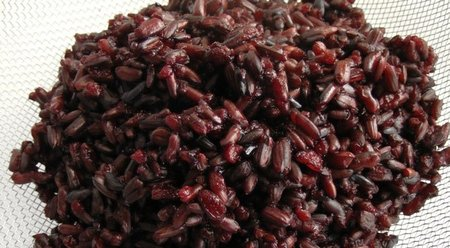 El arroz negro beneficioso para el cáncer