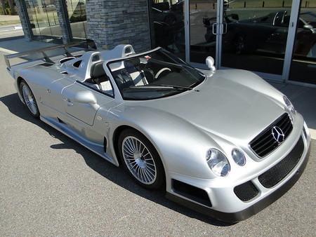 En subasta el único Mercedes-Benz CLK GTR Roadster en EEUU... y a estrenar