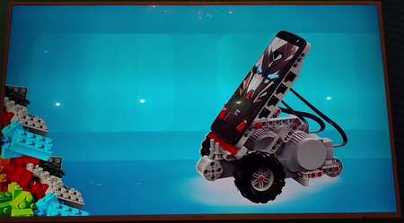 Moto Mod Legos