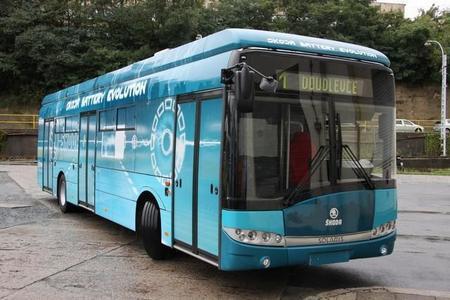 Skoda inicia pruebas con autobuses eléctricos alimentados por baterías