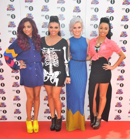 Little Mix TA
