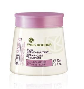 Rojeces a raya con el tratamiento Dermo-Calmante de Yves Rocher. Lo probamos