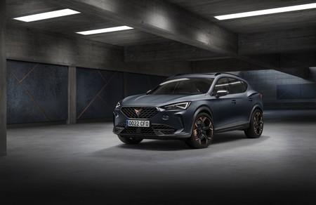 Y este es el CUPRA Formentor: un SUV deportivo exclusivo para CUPRA con hasta 310 CV o híbrido enchufable de 245 CV