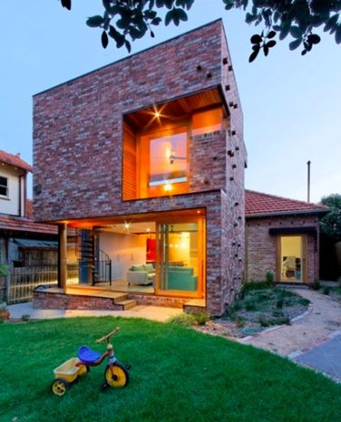 Puertas abiertas: la casa Ilma Grove Home