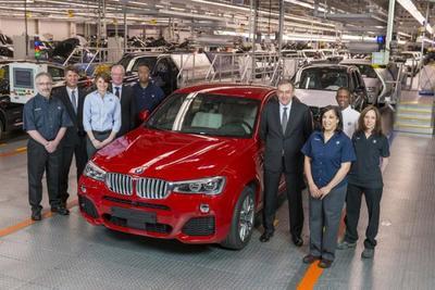 Es oficial: BMW construirá la X7 en Carolina del Sur