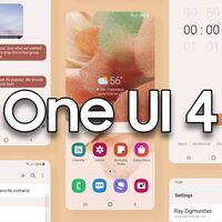 Samsung muestra lo mejor de One UI 4 en vídeo: así se ve la nueva capa con Android 12