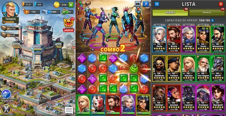 Puzzle Combat 02