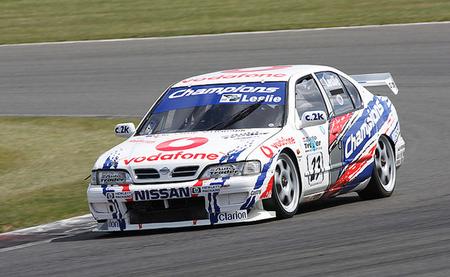 Nissan Primera - BTCC