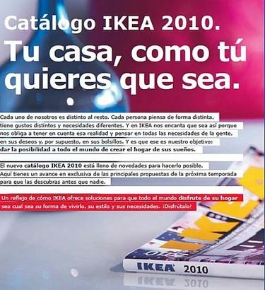 Catálogo Ikea 2010: todas las novedades (II)