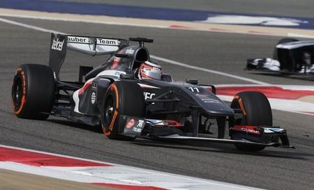 Sauber estrenará un nuevo alerón trasero en Barcelona