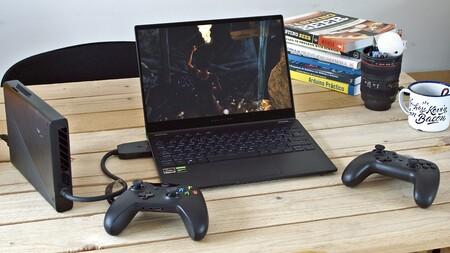 Asus ROG Flow X13 con ROG XG Mobile, análisis: ASUS sigue a la caza y captura del portátil gaming definitivo