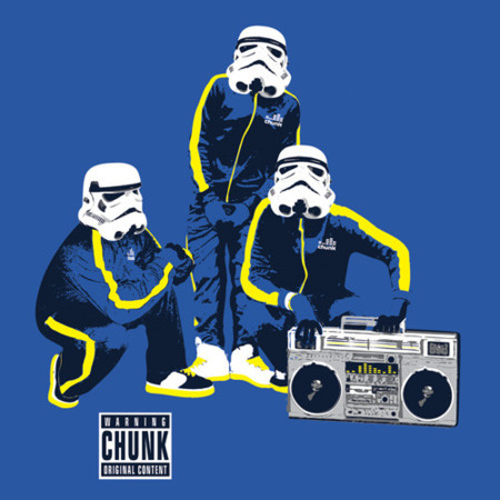 Camisetas de Star Wars DJs