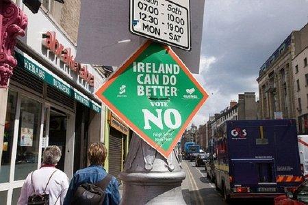 A Irlanda se le complican las cosas
