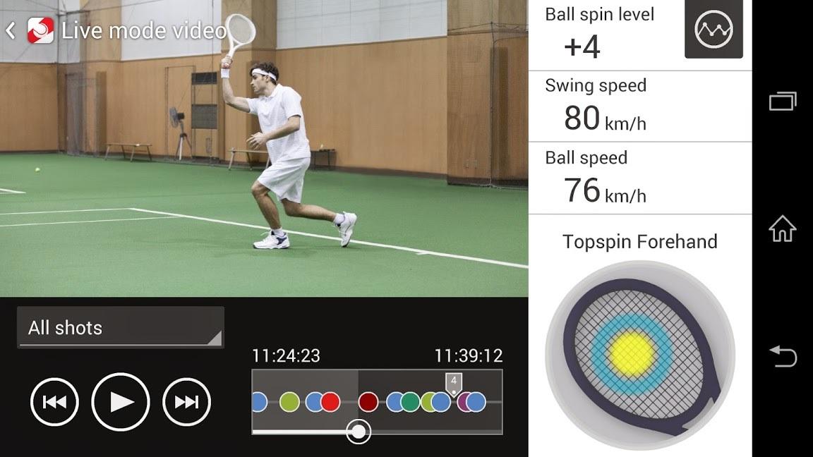 Foto de Sony Smart Tennis Sensor (13/15)