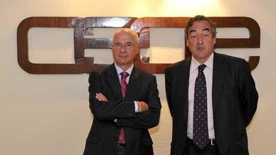 La CEOE destroza las previsiones del Gobierno: 6 millones de parados en 2013