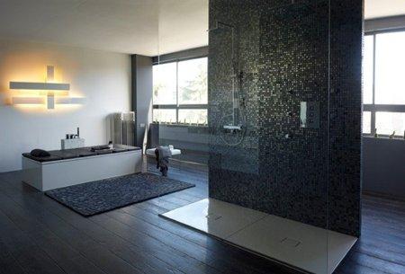 El baño diseñado por Basasona