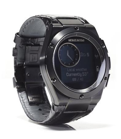 Chronowing MB, así es el reloj inteligente de HP diseñado por Michael Bastian