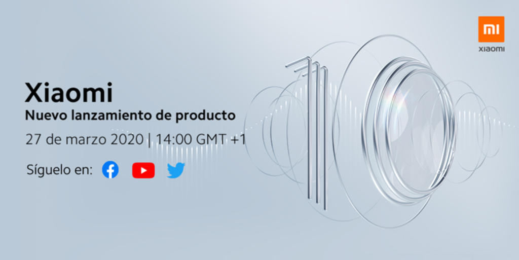 Xiaomi Mi 10 Series: sigue la presentación de hoy en directo y en vídeo con nosotros